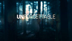 Summer TV Series Unforgettable